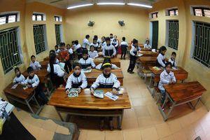 Hà Nội: Sĩ số lớp 69 học sinh, đông chưa từng có trong lịch sử