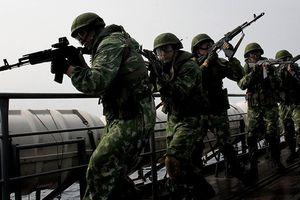 3.000 binh lính Nga tập trận tác chiến tại vùng Viễn Đông
