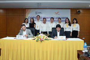 Bưu điện Việt Nam 'bắt tay' Lazada Elogistics