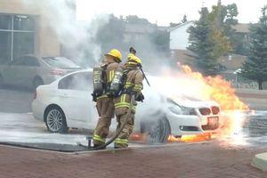 BMW triệu hồi 300.000 xe vì nguy cơ cháy nổ động cơ