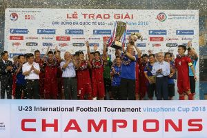 U.23 Việt Nam ở ASIAD 18: Chờ một vị thế mới cho bóng đá Việt