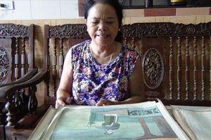 Cô giáo già kể truyện Kiều bằng tranh minh họa (phần 2)
