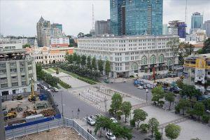 TPHCM: Nâng cấp, cải tạo phố đi bộ Nguyễn Huệ