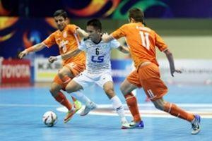 Thái Sơn Nam giành ngôi Á quân bóng đá trong nhà châu Á 2018