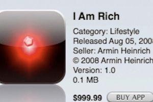 Bạn biết gì về ứng dụng siêu đắt nhưng vô dụng nhất trên App Store?