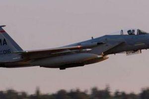 Quy trình truy đuổi máy bay bị đánh cắp của không quân Mỹ