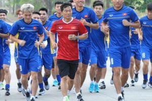 Chuyên gia Việt 'hiến kế' cho thầy Park hạ Olympic Pakistan