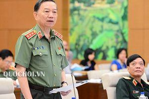Bộ trưởng Tô Lâm: Nếu phát hiện vi phạm của cán bộ công an trong kỳ thi THPT Quốc gia sẽ xử lý nghiêm