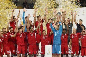 Thắng đậm Frankfurt, Bayern Munich giành Siêu cúp Đức