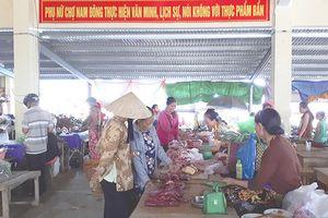 Phát huy vai trò của phụ nữ trong bảo đảm thực phẩm sạch