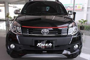 Xe giá rẻ Toyota Rush TRD Sportivo mới sắp về Việt Nam