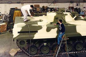 Mỹ bí mật sản xuất thiết giáp BMP-3 của Nga để làm gì?