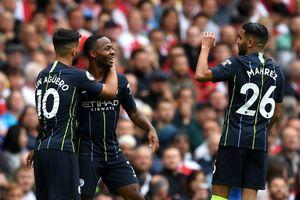 Ngoại hạng Anh: Triều đại mới, nhưng Arsenal vẫn đại bại trước Man City