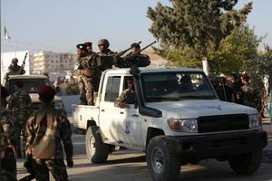 Cuộc chiến tại Syria bước vào giai đoạn nguy hiểm