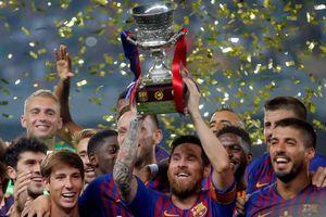 Barcelona nhọc nhằn giành Siêu Cúp Tây Ban Nha tại Morocco