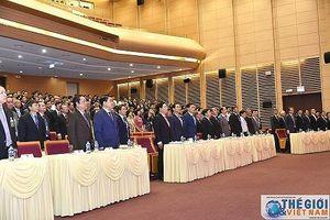 Hơn 700 đại biểu tham dự Hội nghị Ngoại giao lần thứ 30