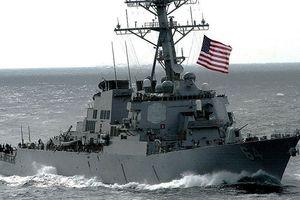 Khu trục hạm Mỹ tiến vào Biển Đen, Nga tuyên bố đáp trả