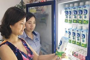 Vinamilk tiên phong giới thiệu sữa tươi 100% A2 tại Việt Nam