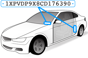 Giải mã số VIN - bí ẩn 'giấy khai sinh' của ôtô