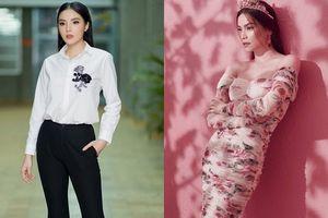 Kỳ Duyên đơn giản mà vẫn nổi bật, Hà Hồ đẹp như nữ thần khi diện váy hoa hồng