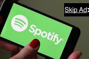 Spotify cho tất cả người dùng miễn phí bỏ qua quảng cáo