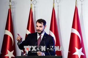 Thổ Nhĩ Kỳ lên kế hoạch bình ổn thị trường tài chính