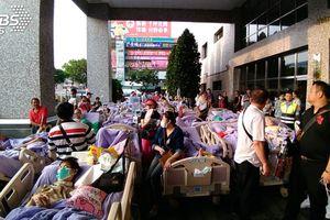Cháy lớn tại Đài Loan, nhiều người thương vong