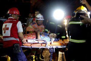 Cháy bệnh viện tại thành phố Yangon, toàn bộ bệnh nhân phải sơ tán