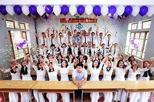 Nghệ An: Hai lớp trường làng có 100% học sinh đậu đại học top đầu