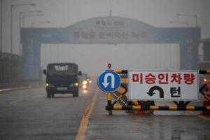 Vừa được Triều Tiên phóng thích, công dân Hàn Quốc lại vượt biên