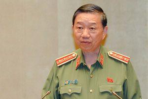 Tướng Tô Lâm: Vụ Vũ 'nhôm' là bài học đắt giá cho ngành CA