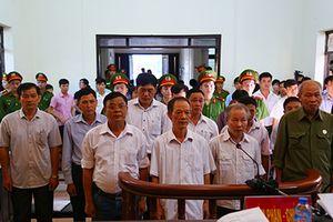 Tiếp tục hoãn phiên xử phúc thẩm 10 cán bộ ở Đồng Tâm