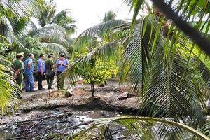 Thảm án ở Tiền Giang, 3 người trong một gia đình bị sát vào rạng sáng