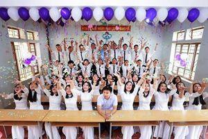 Nghệ An: Ấn tượng 2 lớp học có 100% thí sinh đỗ đại học vào những trường top 1