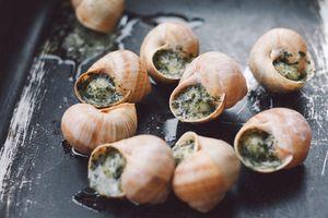 Cách nấu các món ăn từ ốc sên ngon tuyệt đỉnh