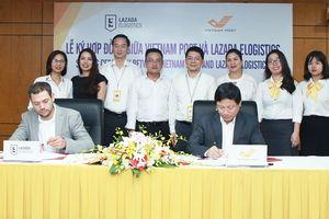 LEL Việt Nam- VNPost để giải quyết bài toán logistics cho thương mại điện tử