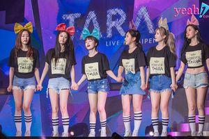 CEO của T-ARA hé lộ nguyên nhân đòi lại tên bất chấp sự phản đối của các cô gái