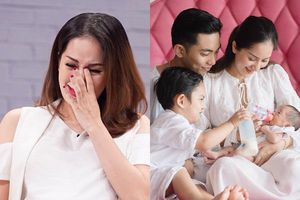 Khánh Thi khiến fan lo lắng tột độ khi liên tục đăng tải tâm trạng buồn bã, chia ly sau sinh