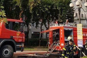 Cháy trung tâm chăm sóc người cao tuổi, 9 người chết