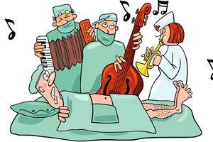 Lợi ích sức khỏe khó tin từ âm nhạc