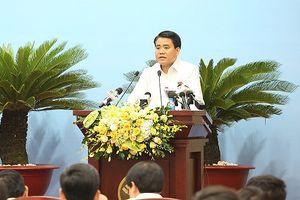 Chủ tịch UBND TP.Hà Nội: Kiên quyết thu hồi 47 dự án chậm tiến độ