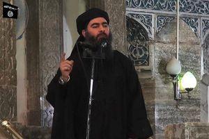 Thủ lĩnh IS nằm liệt giường sau cuộc không kích của Iraq