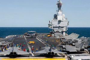 Khám phá sức mạnh tàu sân bay hạt nhân duy nhất không thuộc biên chế Hải quân Mỹ