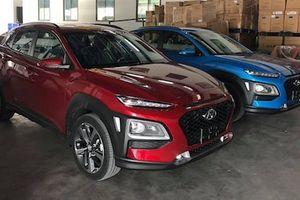 Hyundai Kona chốt lịch ra mắt thị trường Việt Nam vào tuần tới