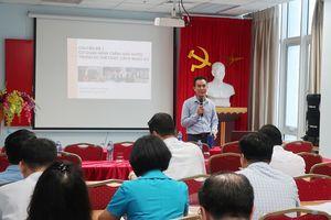 Hà Nội bồi dưỡng về công nghệ thông tin cho 164 cán bộ