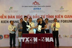 Nhiều chính sách hỗ trợ đầu tư vào tỉnh Kiên Giang