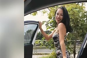 Trào lưu nhảy khỏi xe hơi nhún nhảy và nguy cơ gây tai nạn
