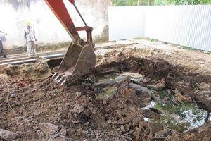 Vụ Cty CP Nicotex Thanh Thái chôn thuốc sâu ở Thanh Hóa: Phóng viên Lao Động tiếp tục cùng người dân 'đào lên sự thật'