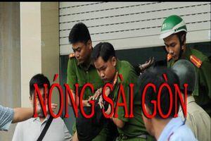 Nóng nhất Sài Gòn: Xông vào ngân hàng cướp rồi thản nhiên ngồi đếm tiền