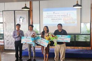 3 công ty khởi nghiệp được chọn tham dự trao đổi startup quốc tế